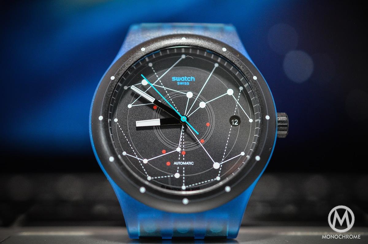 swatch sistem51 blue - 6