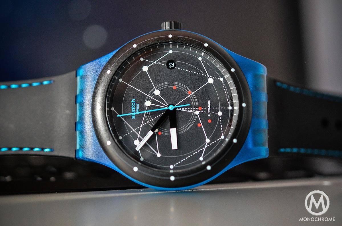 swatch sistem51 blue - 7
