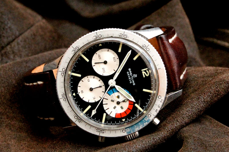 1966 Breitling Yachting