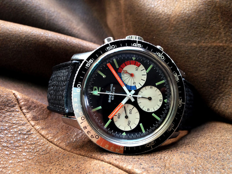 1969 Breitling  ref.7650 Yachting