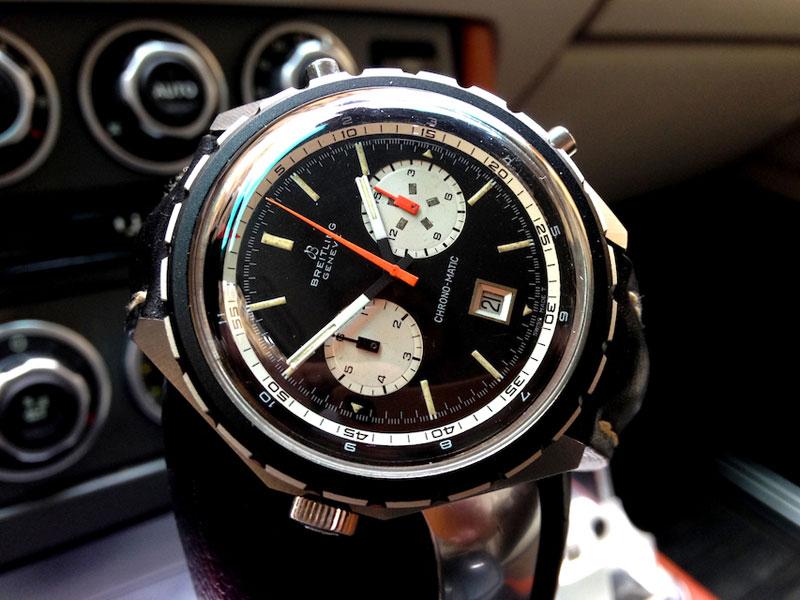 1969 Breitling ref. 7651 Chronomatic