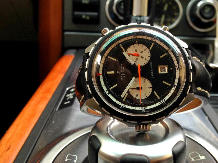 1969 Breitling ref.7651 Chronomatic