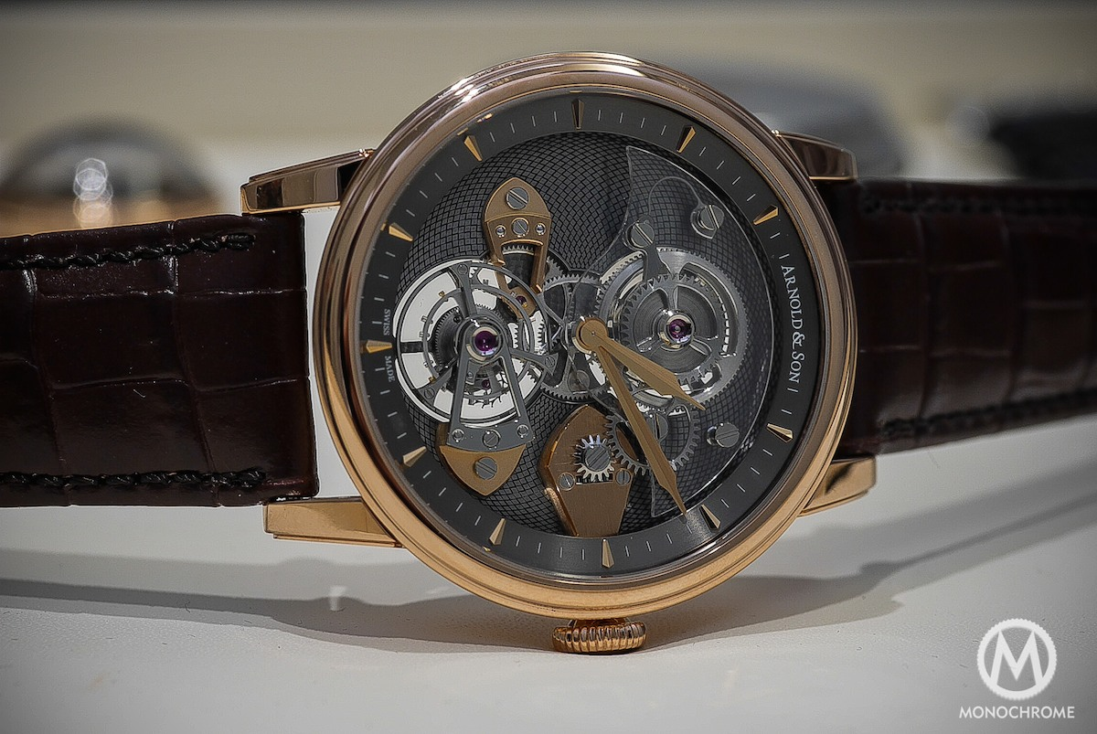 Arnold & Son Royal TES Tourbillon - 2