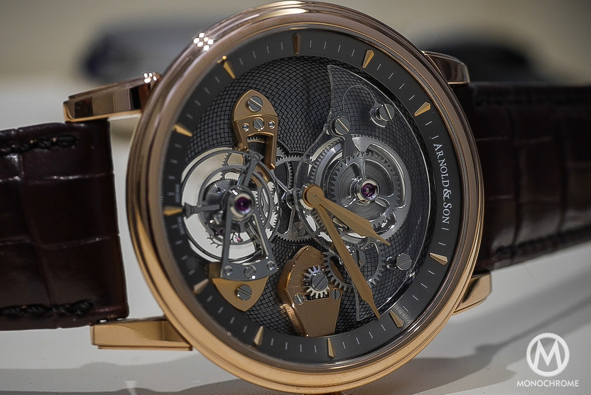 Arnold & Son Royal TES Tourbillon - 3
