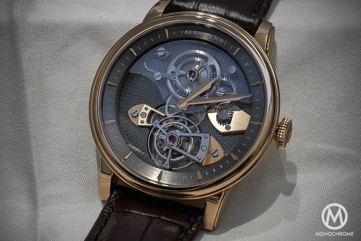Arnold & Son Royal TES Tourbillon - 4