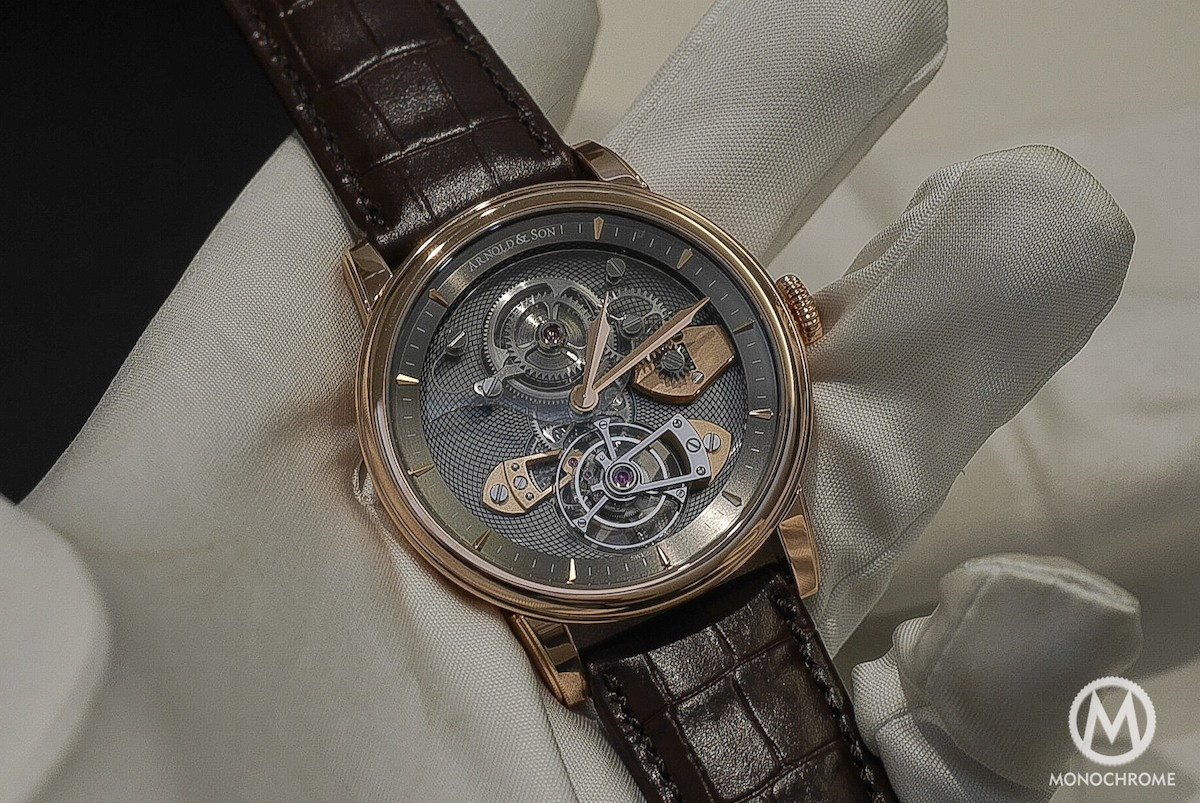 Arnold & Son Royal TES Tourbillon - 5