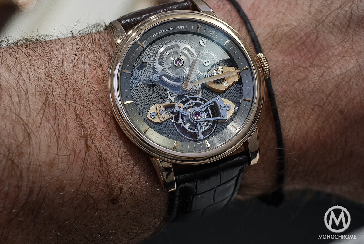 Arnold & Son Royal TES Tourbillon - 6