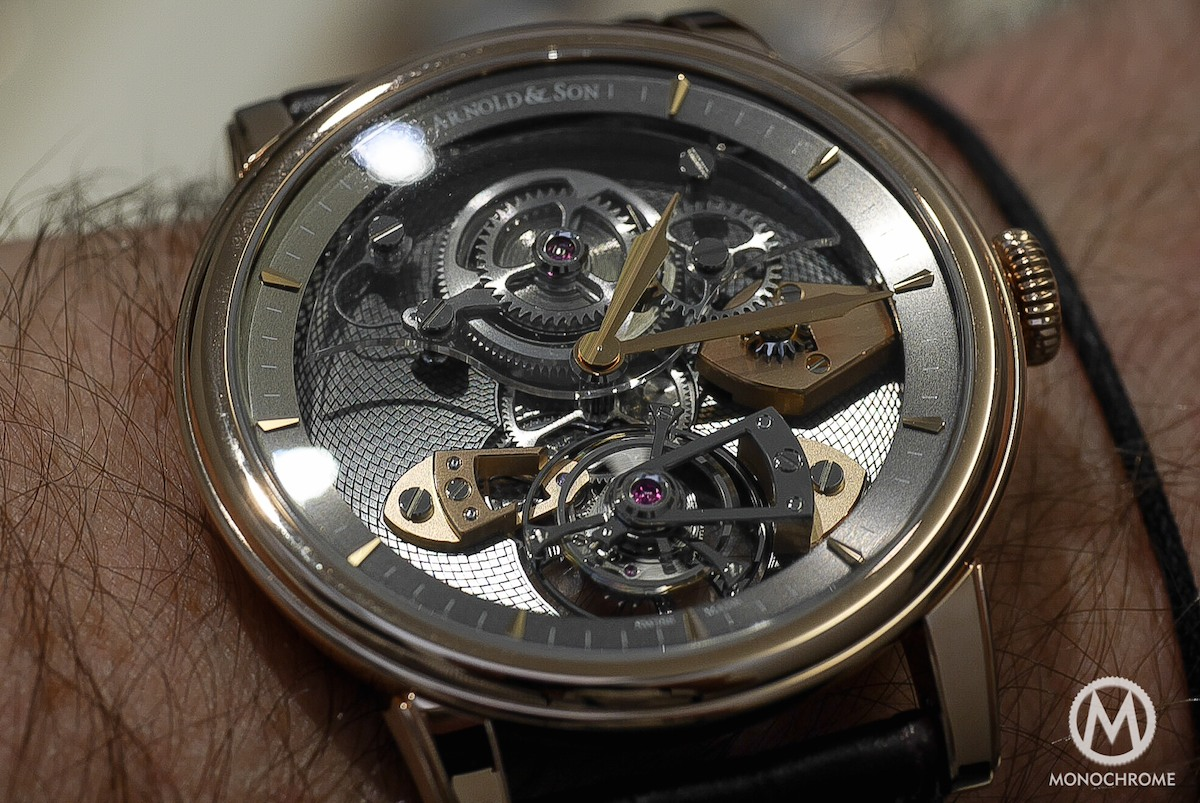 Arnold & Son Royal TES Tourbillon - 7