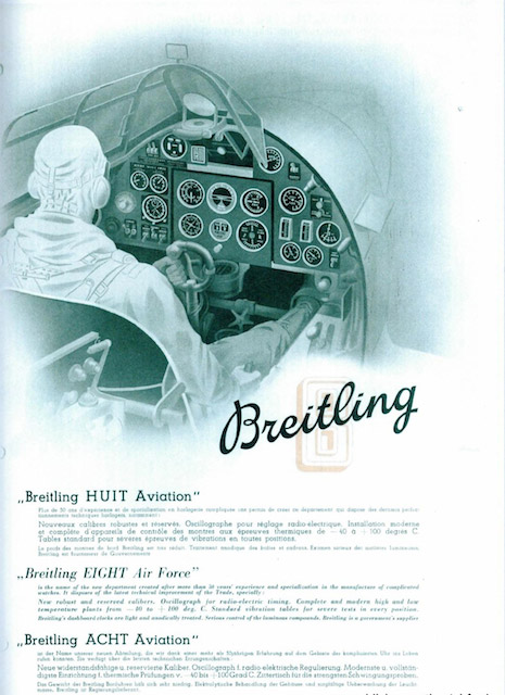 Breitling EIGHT Air Force