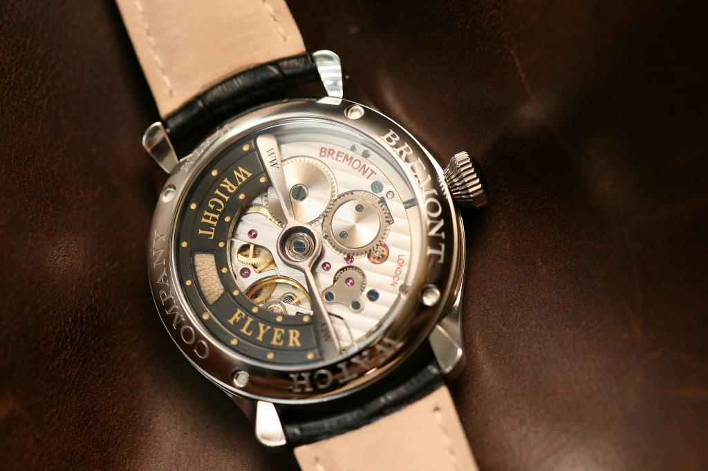 Bremont Wright Flyer - 6