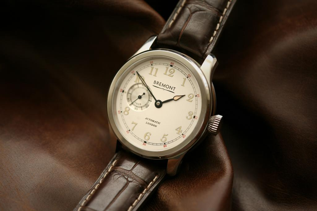 Bremont Wright Flyer - 7