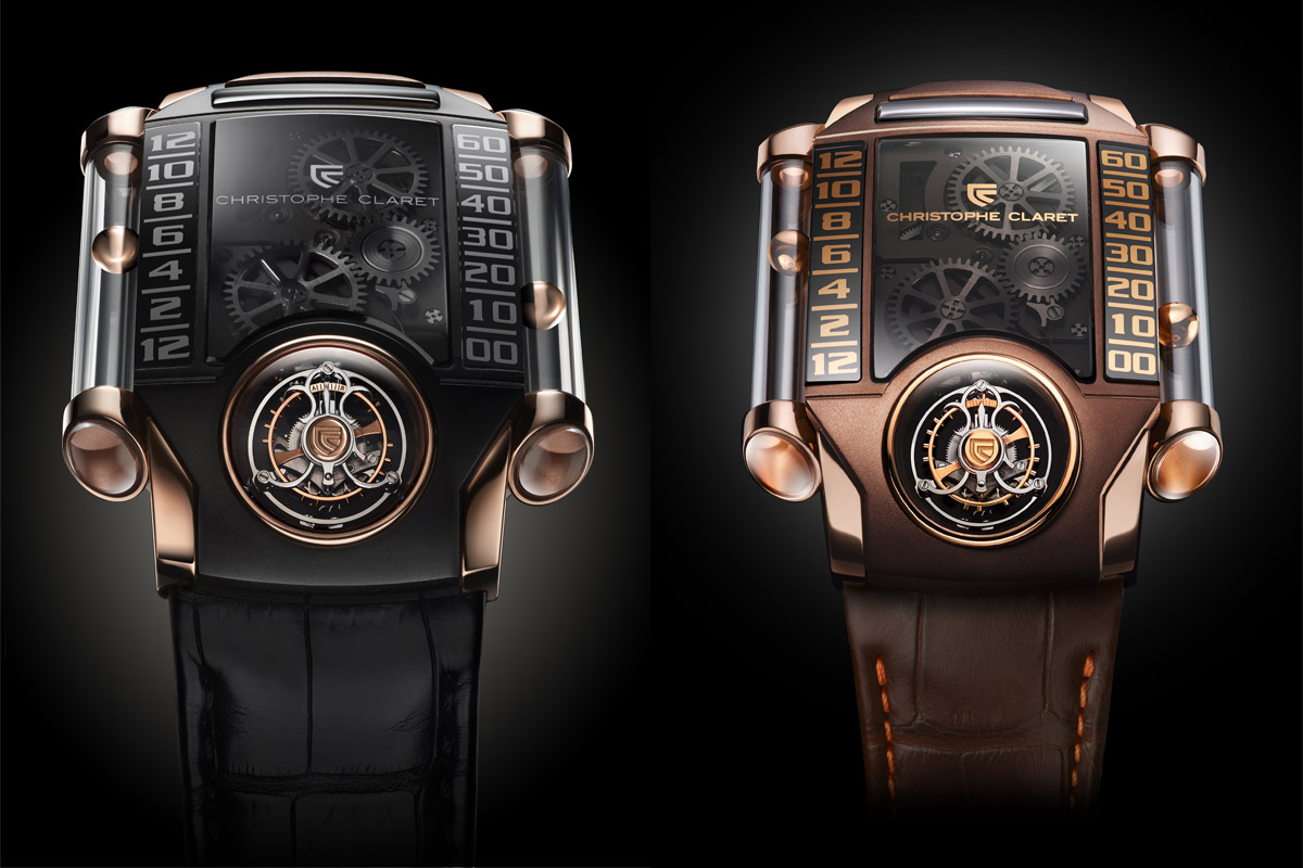 Christophe Claret X-trem-1 brown - 1