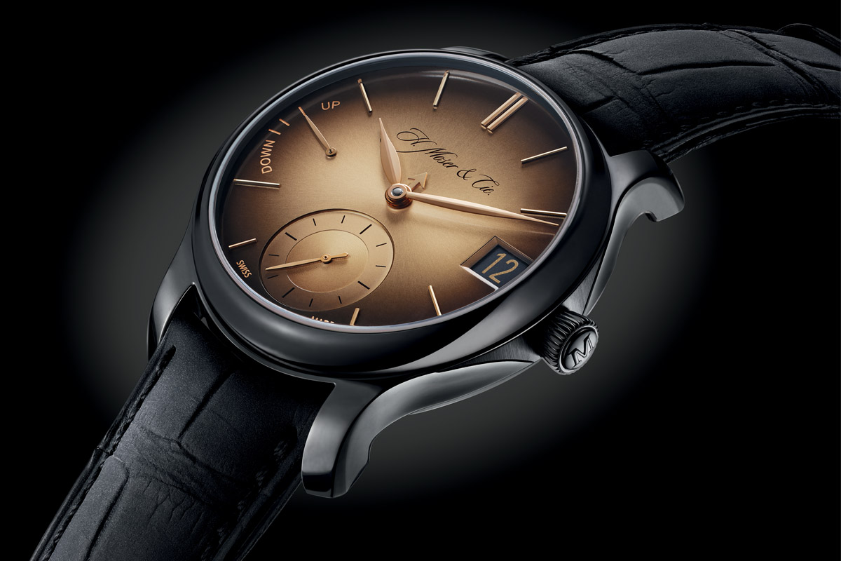 H.Moser & Cie Endeavour Perpetual Calendar Golden - 3