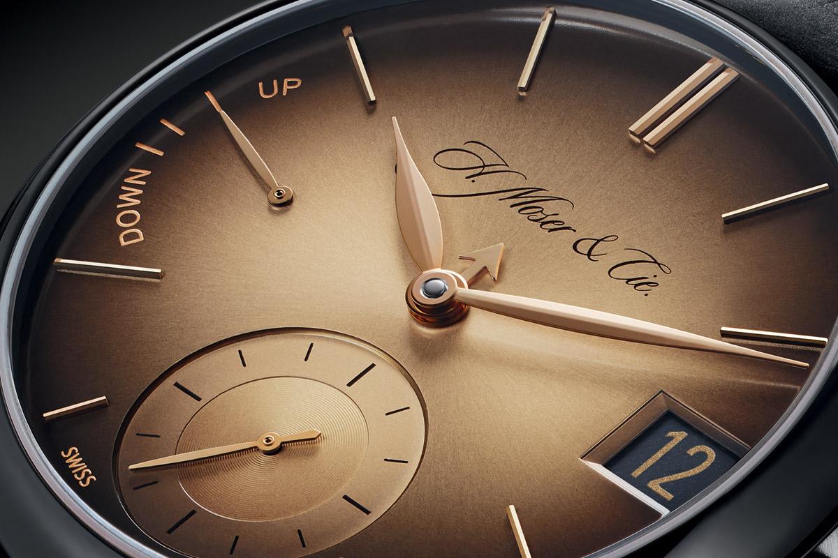 H.Moser & Cie Endeavour Perpetual Calendar Golden - 6