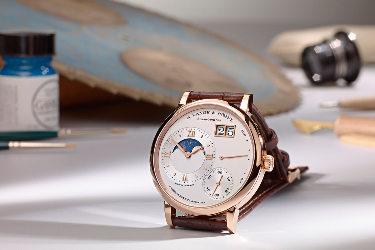 Lange & Sohne Grand Lange 1 Moonphase