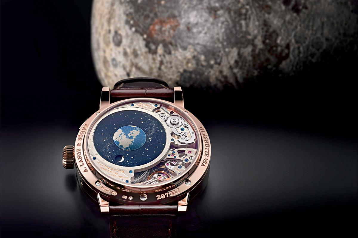 A. Lange & Söhne Richard Lange Perpetual Calendar Terra Luna