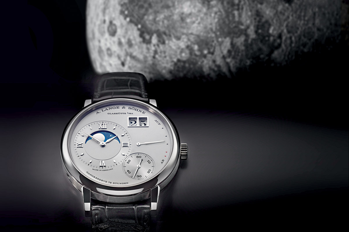 A. Lange & Söhne Grand Lange 1 Moon Phase