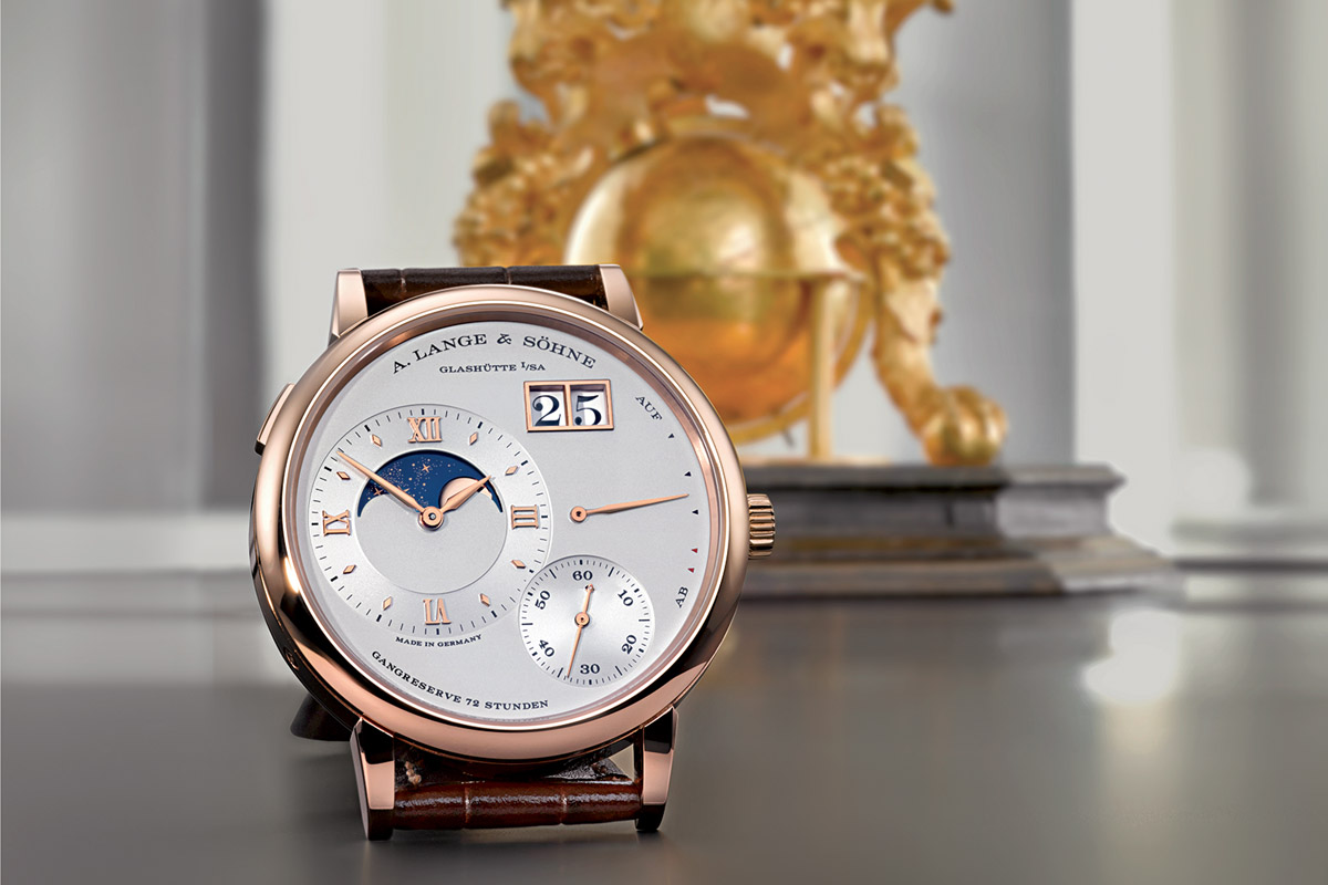 A. Lange & Söhne Grand Lange 1 Moon Phase