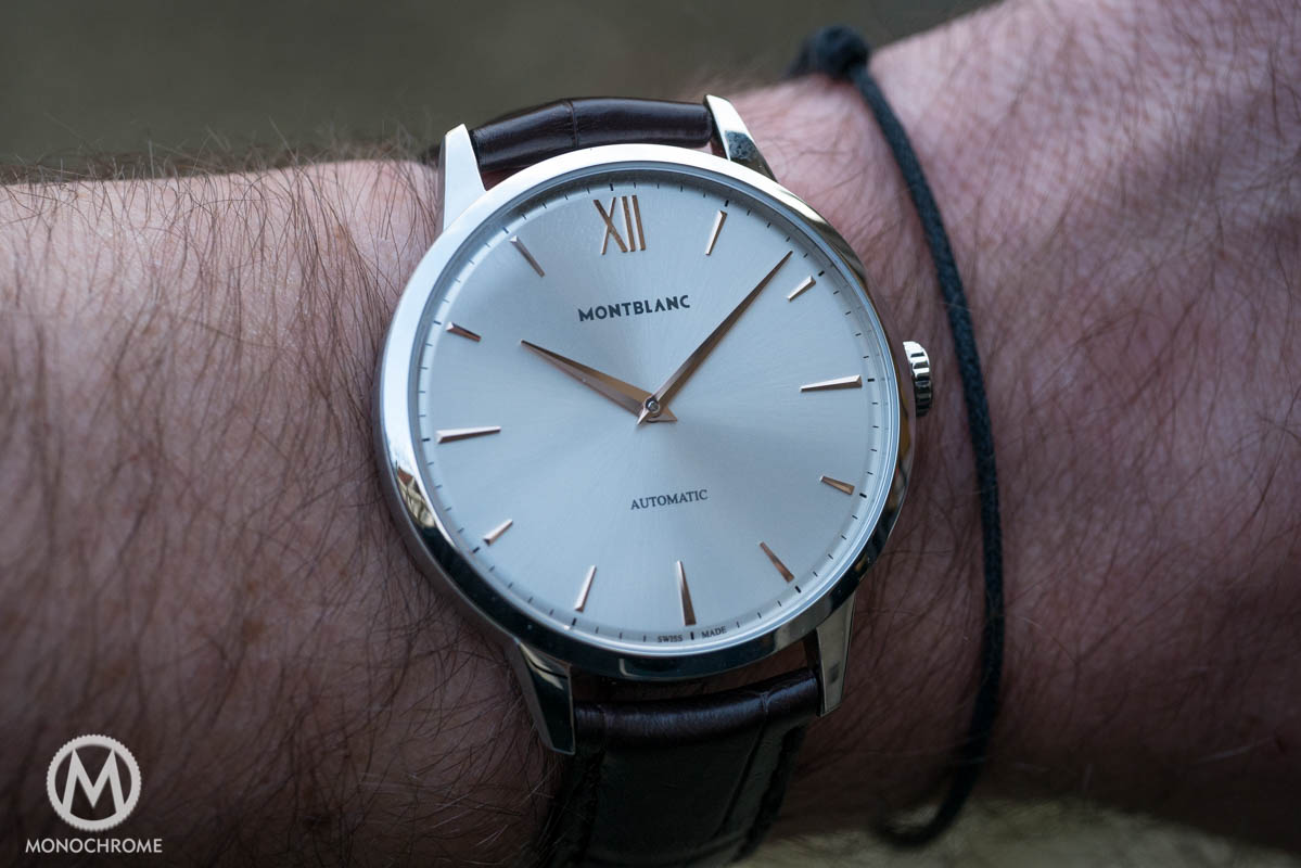 Montblanc Meisterstuck Heritage Automatic