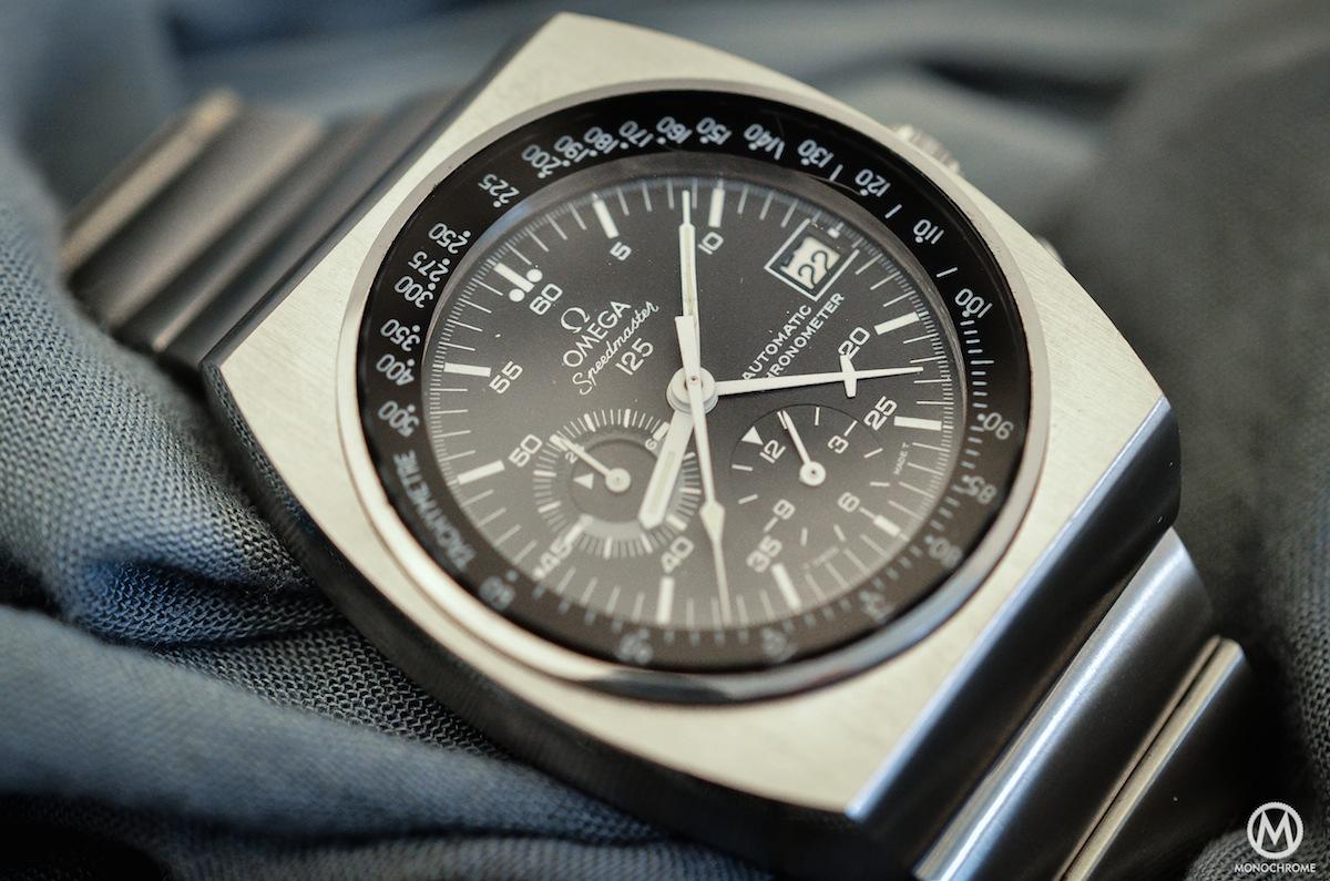 Omega Speedmaster 125 ref. 378.0801 - 2
