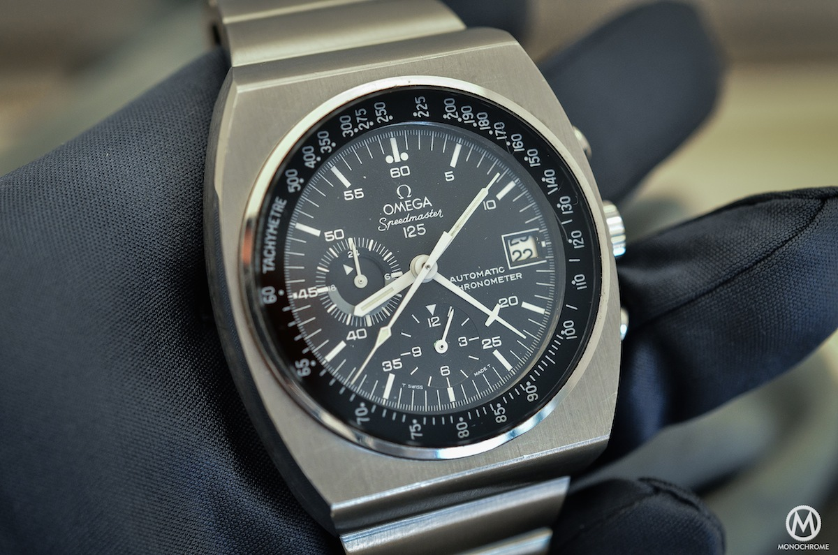 Omega Speedmaster 125 ref. 378.0801 - 6