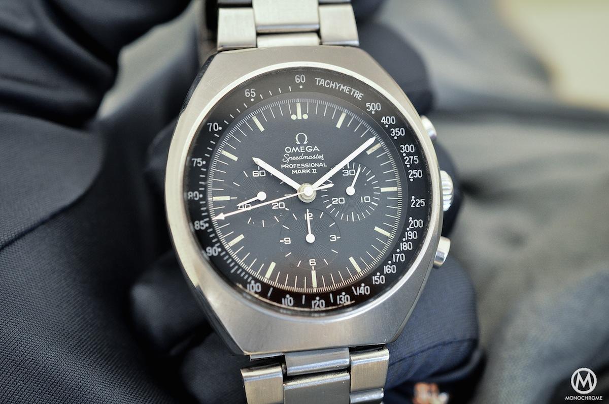 Omega Speedmaster Mark II prototype ref. 145.014 - 2