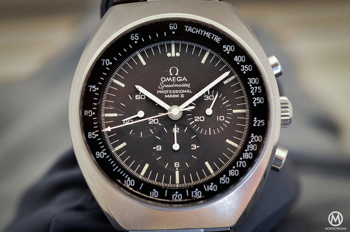 Omega Speedmaster Mark II prototype ref. 145.014 - 4