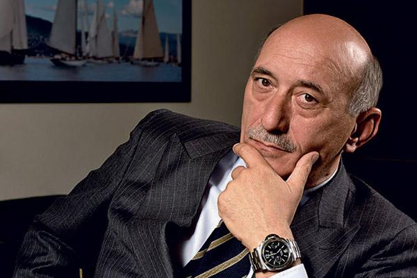 Panerai CEO Angelo Bonati