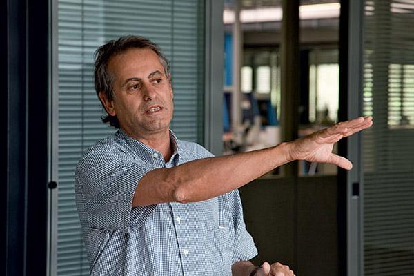 Eric Klein, technical director of Manufacture Valfleurier