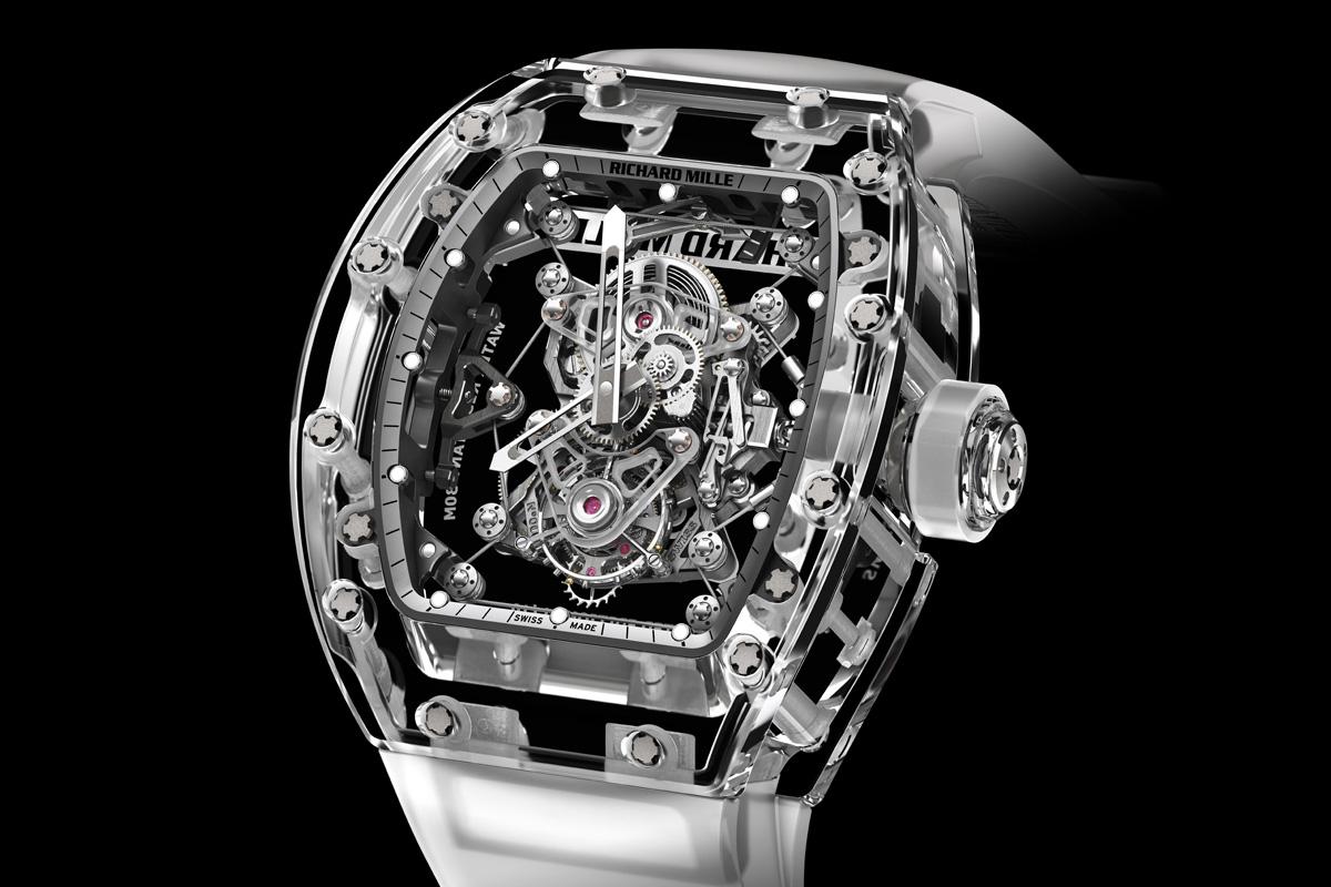 Richard Mille RM 056 Sapphire - 1