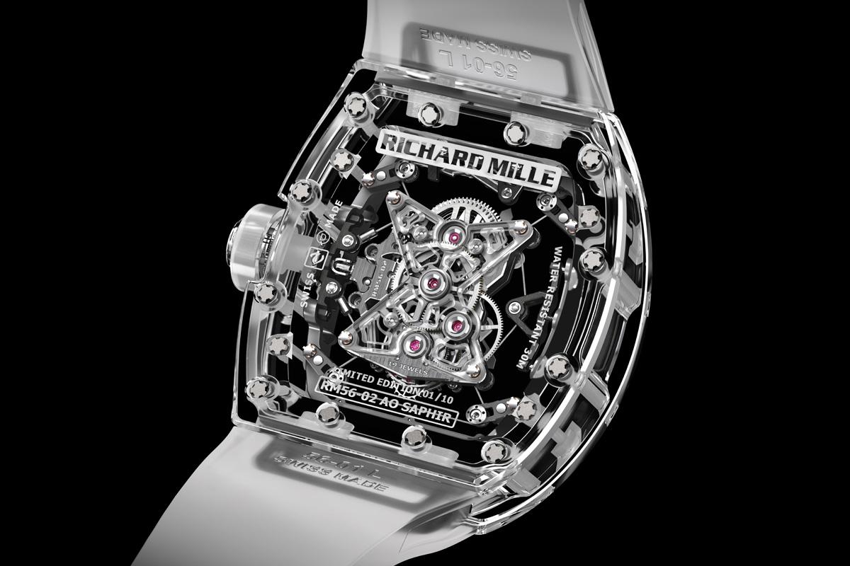Richard Mille RM 056 Sapphire - 2