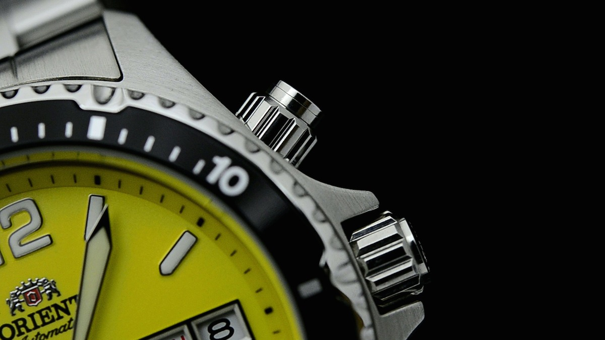 orient mako yellow limited edition USA - 3