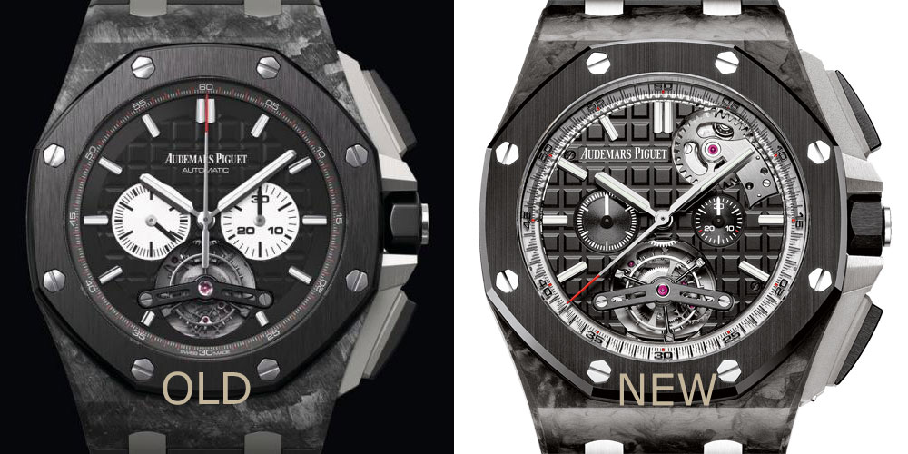 Audemars Piguet Royal Oak Offshore Self Winding Tourbillon Chronograph