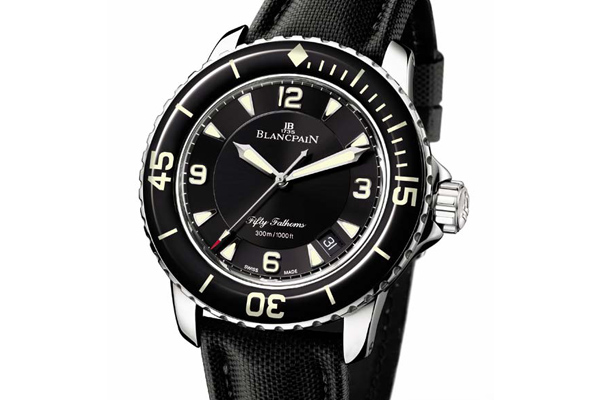 Blancpain Fifty Fathoms - 1