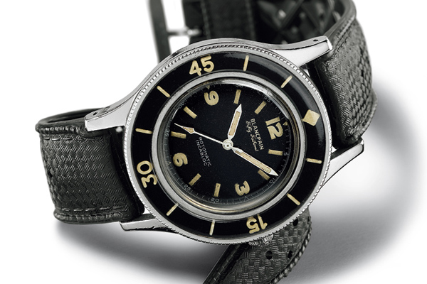 1953 Blancpain Fifty Fathoms - 2