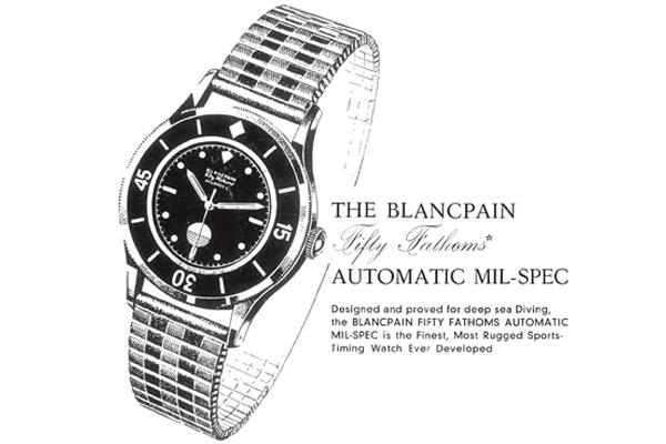 Blancpain Fifty Fathoms - 4