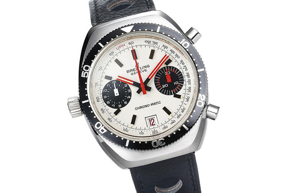 Breitling Chrono-matic 1969