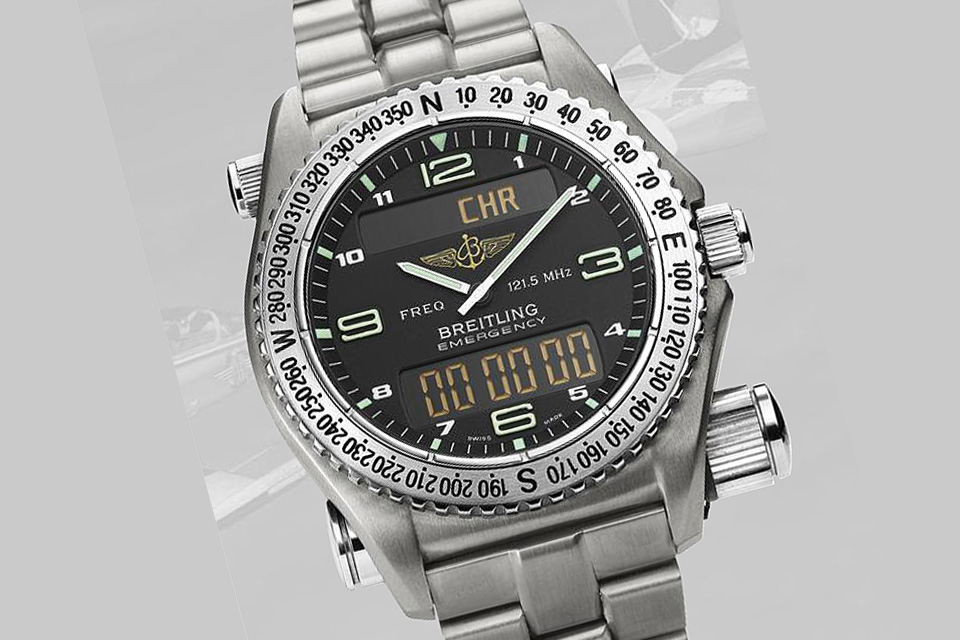 Breitling Emergency 1995