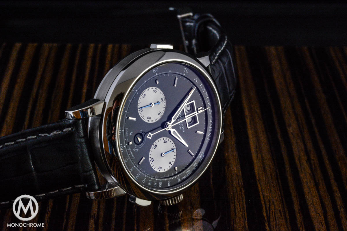 Lange & Söhne Datograph up down