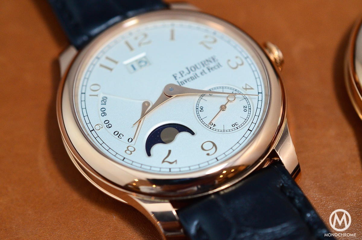 FP Journe Octa Lune Gold Dial - 1