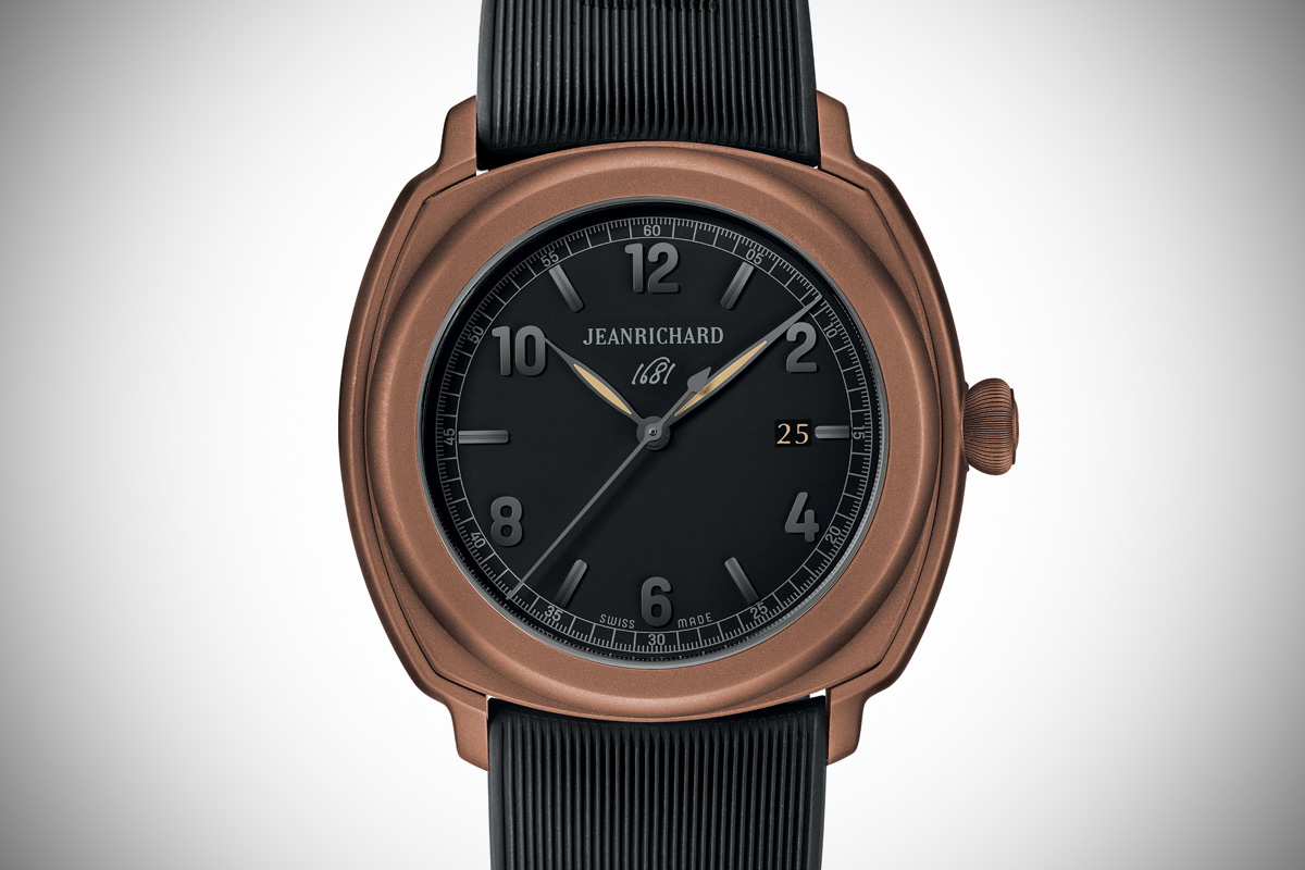 JEANRICHARD 1681 Brown PVD - 1