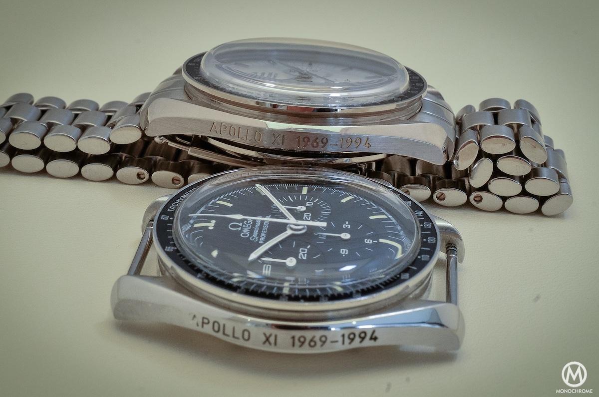 Omega Speedmaster Apollo 11 25th anniversary BC 348.0062 - ST 345.0062 - 2