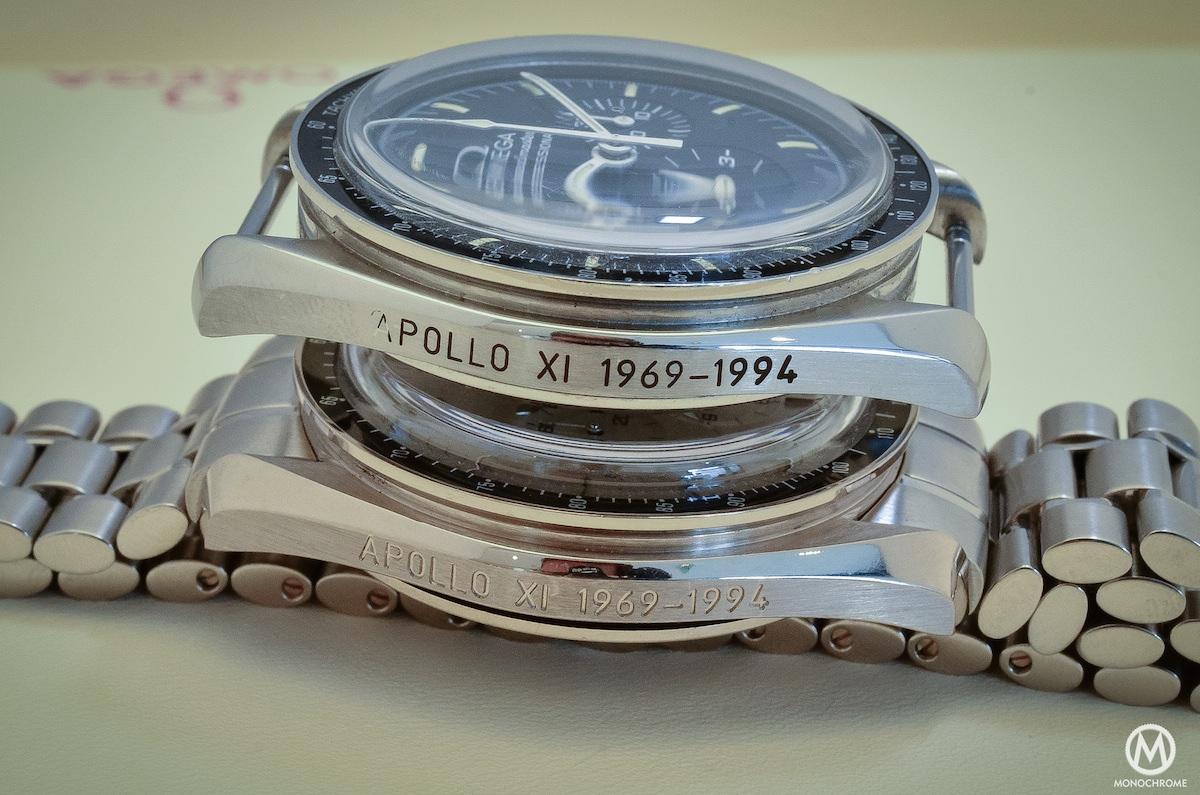 Omega Speedmaster Apollo 11 25th anniversary BC 348.0062 - ST 345.0062 - 3