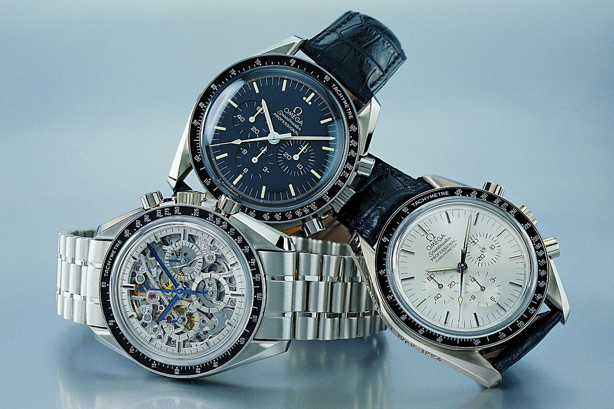 Omega Speedmaster Apollo XI 25th ST 345.0062