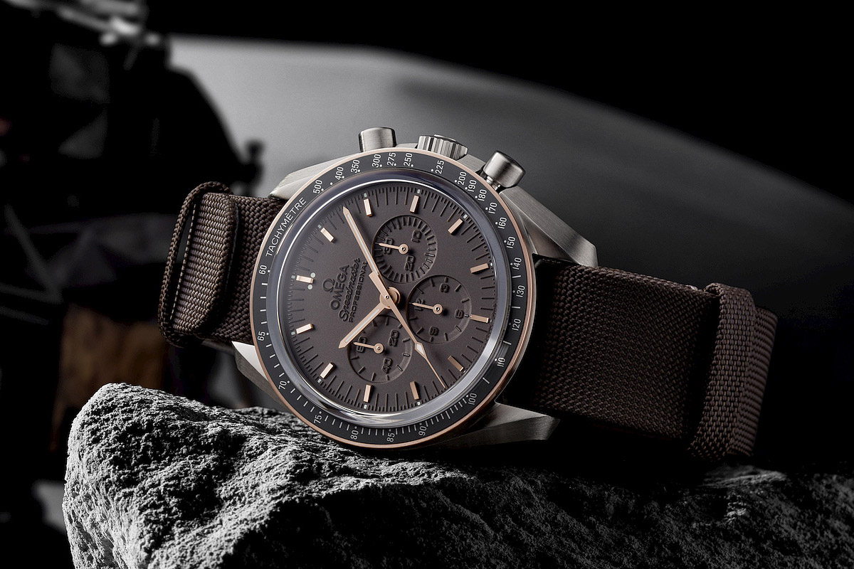 Omega Speedmaster Apollo XI 45th Anniversary