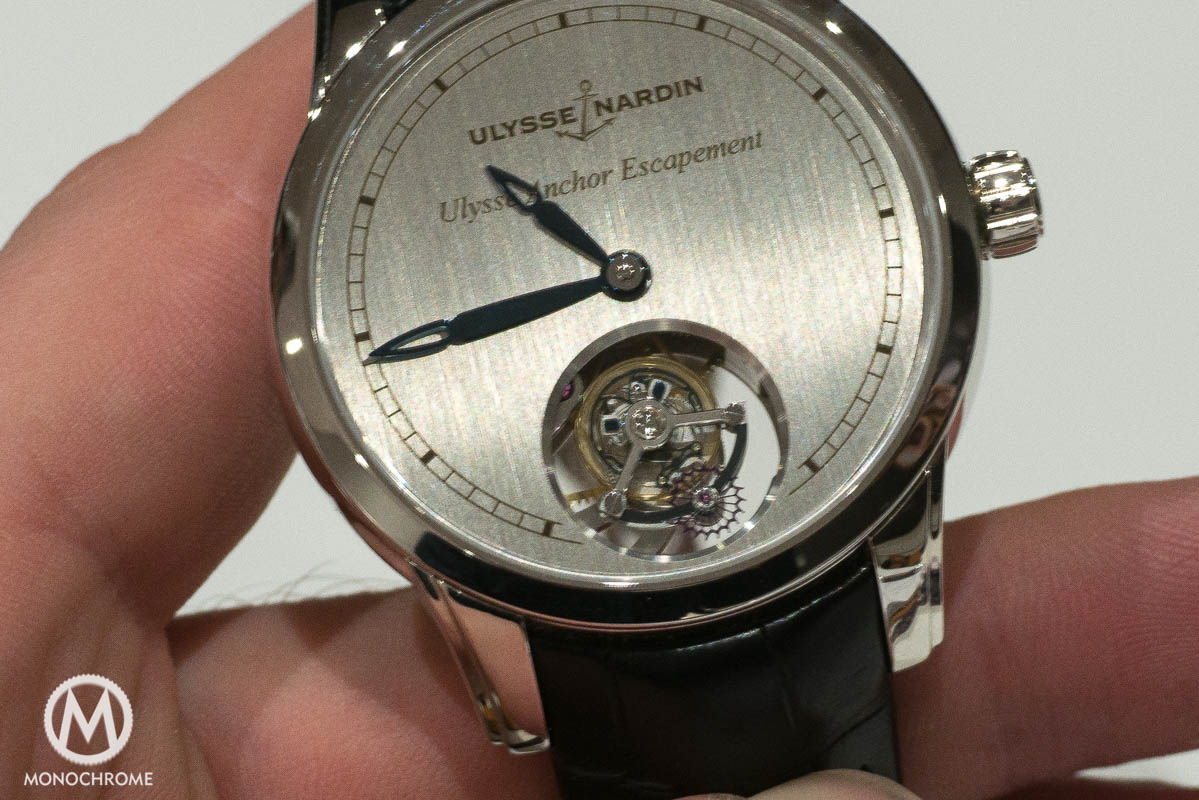 Ulysse Nardin Anchor Escapement
