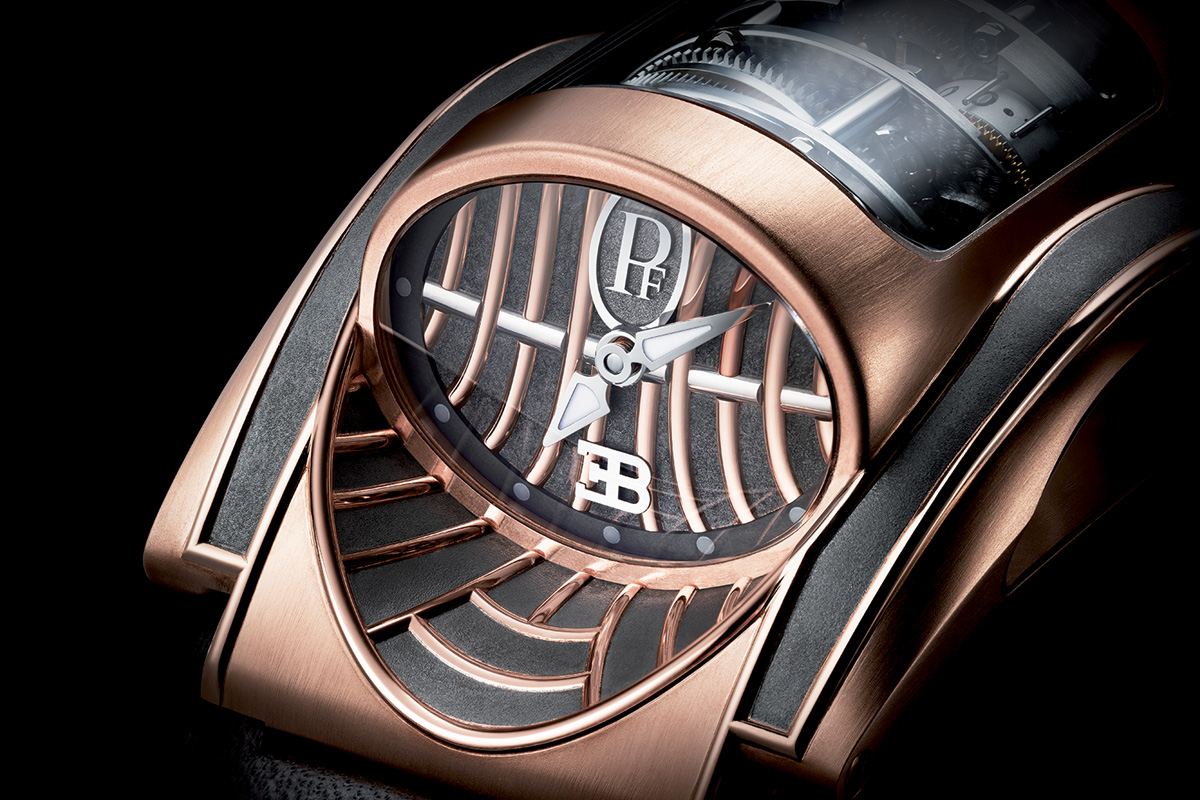 Parmigiani Fleurier Bugatti Type 370 mythe 10th anniversary - 1