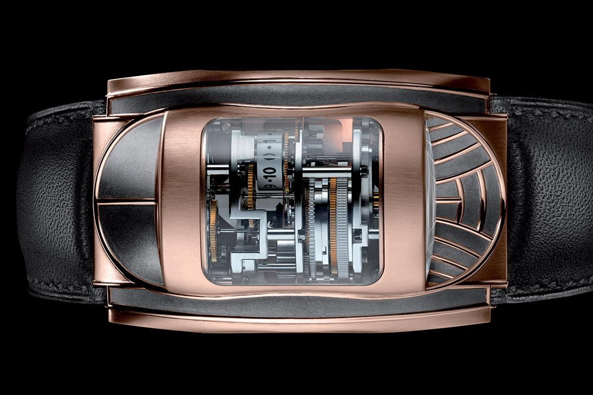 Parmigiani Fleurier Bugatti Type 370 mythe 10th anniversary - 4