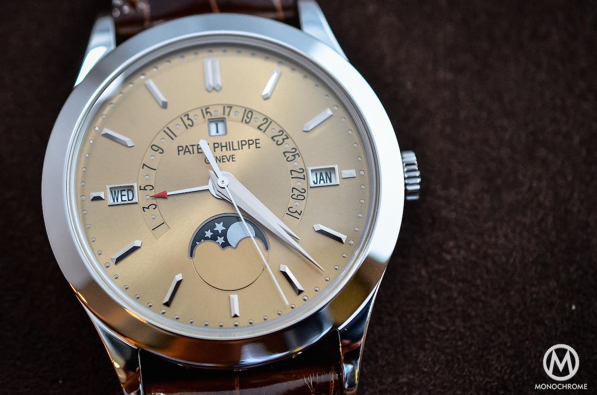 Patek Philippe 5496P-014 Perpetual Calendar Retrograde - 3