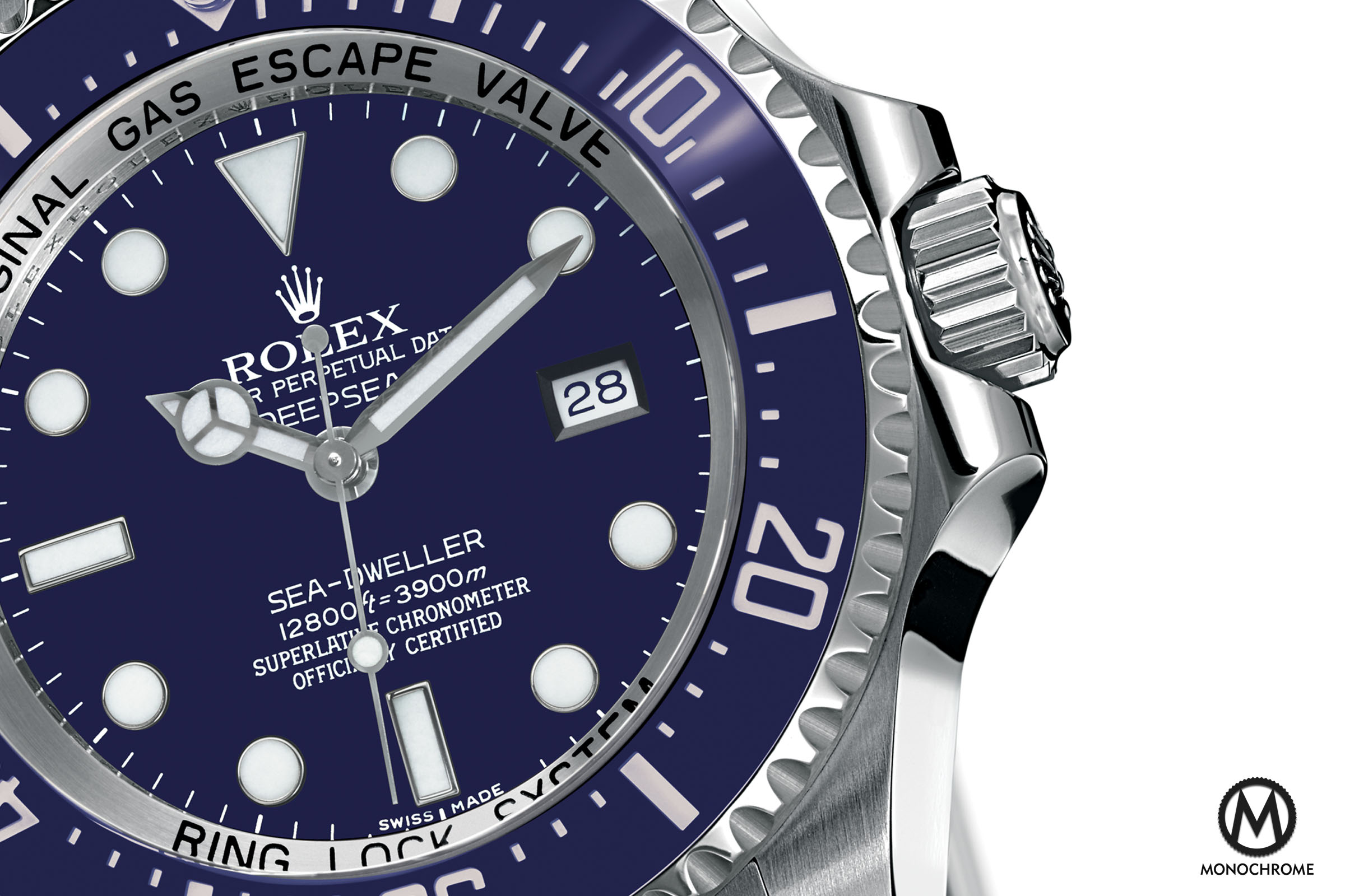 Rolex Deepsea Blue - 1